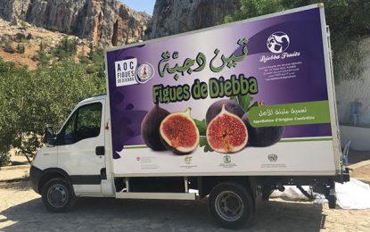 Un camion frigorifique pour la figue de Djebba