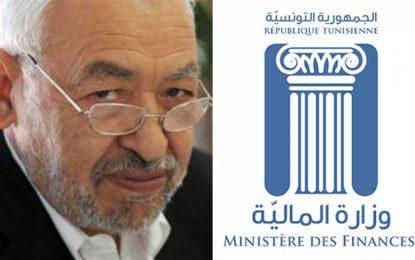 Le ministère des Finances ne doit pas être confié à Ennahdha