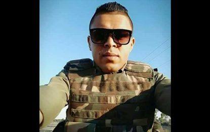Décès du soldat Khezri dans un accident à Kasserine