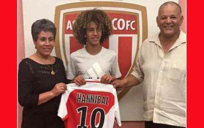 Football : Hannibal Mejbri, une pépite tunisienne à Monaco