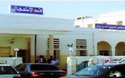 Gafsa : Jumeaux maltraités par leur père en soins intensifs
