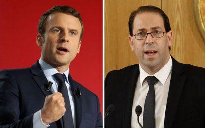Chahed pourrait faire en Tunisie ce que Macron a fait en France