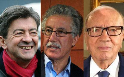 Sécurité de Hammami: Lettre de Mélenchon à Caïd Essebsi
