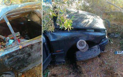 En vacances en Tunisie, 2 jeunes meurent dans un accident à Moknine