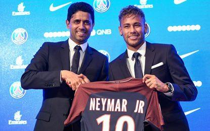 Football : Neymar et le jugement de Paris