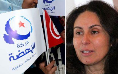 Succès annoncé d'Ennahdha aux municipales : Les dérapages d'Olfa Youssef