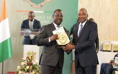 SIB, filiale d'Attijariwafa bank, distinguée en Côte d'Ivoire