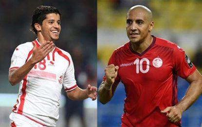 Football-Equipe de Tunisie : Bguir et Khazri quittent le groupe