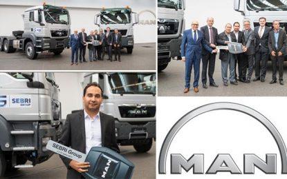 Sebri Groupe devient le client camions N°1 d'Alpha international