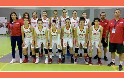 Championnat arabe féminin de basket: Les Tunisiennes en finale
