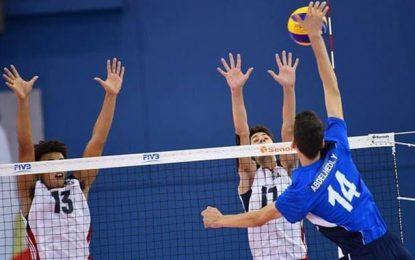 Mondial cadet de volleyball : La Tunisie passe à côté