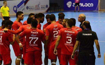 Mondial cadets de handball : Les Tunisie s'incline devant le Portugal
