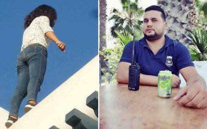 Sfax : Une ado empêchée in extrémis de sauter d'un immeuble