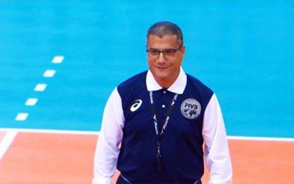 Volley-ball : Boudaya arbitre de la finale du championnat du monde U23