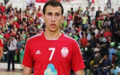 Volleyball : Un Palestinien au Mouloudia de Bousalem