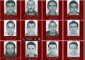 Ministère de l'Intérieur : Avis de recherche de 12 dangereux terroristes