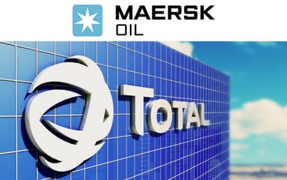 Pétrole : Total acquiert Maersk Oil