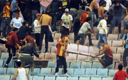 Espérance-Al Ahly : 213 personnes interdites d'accès au stade de Radès