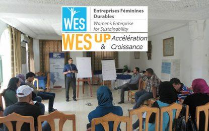 WES-UP : Soutien aux femmes entrepreneurs