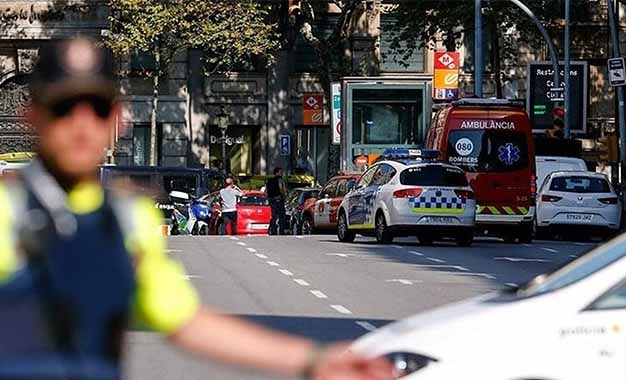 La police ignore où se trouve le fugitif des attentats en Espagne