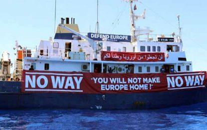 Migration : L'UGTT appelle les pêcheurs tunisiens à chasser le bateau C-Star