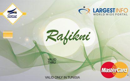 La Poste lance la carte Rafikni destinée aux touristes algériens