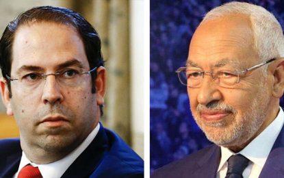 Youssef Chahed répond à Rached Ghannouchi