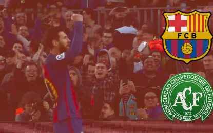 FC Barcelone-Chapecoense: match amical en streaming