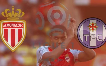 Monaco-Toulouse: Ligue 1 streaming