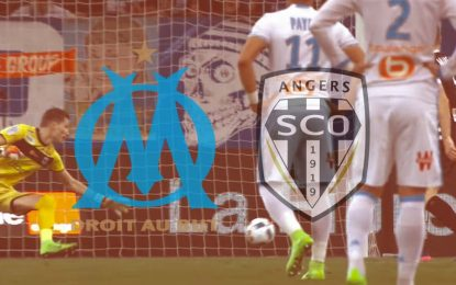 OM-Angers: Ligue1 en streaming