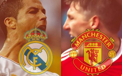 Real Madrid-Manchester United: Finale Supercoupe en streaming
