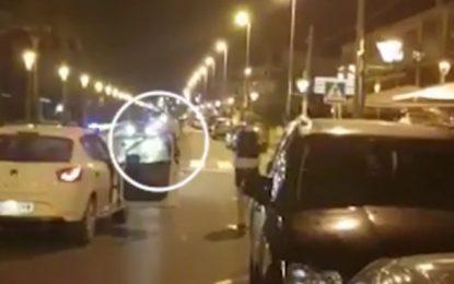 Vidéo du 5e terroriste tué à Cambrils