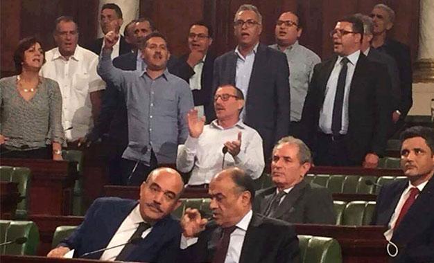 L assembl e miroir de la crise du syst me politique for Miroir tunisien
