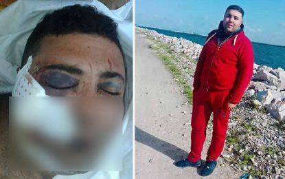 Tunis : Hospitalisé après une agression policière