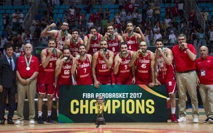 Qualifications pour le mondial de basket : Tunisie-Guinée le 24 novembre