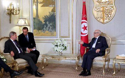 Une délégation de 8 institutions financières internationales à Tunis