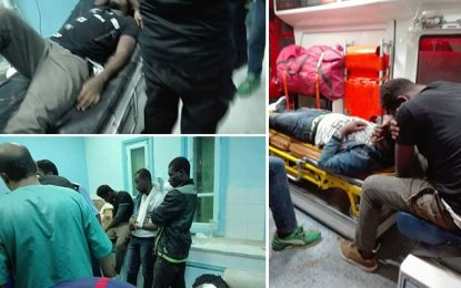 Ben Guerdane : Dix migrants blessés dans un accident