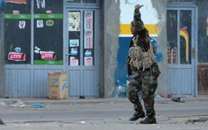 Lutte antiterroriste : Renfort sécuritaire à Ben Guerdane