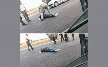 Bouficha : Un chauffard tue une personne et blesse 5 autres