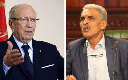 Amroussia : Les propos de Caid Essebsi sont dignes d'un dictateur