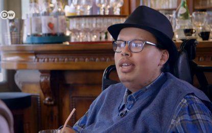 Chouaieb Nemri : La success-story d'un handicapé tunisien en France