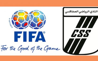 L'ultimatum de la Fifa au Club sfaxien