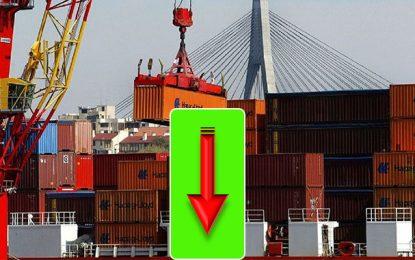 Tunisie : Persistance des tensions sur la balance commerciale