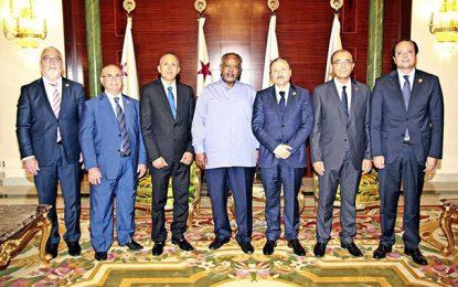 Forum économique tuniso-djiboutien: Le président Guelleh à Tunis