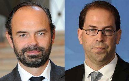 Tunisie-France : Édouard Philippe à Tunis le 5 octobre 2017