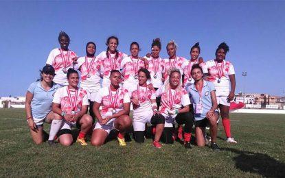 Rugby à 7-Championnat d'Afrique féminin : La Tunisie finit 3e