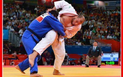 Mondiaux de judo 2017 : Fayçal Jaballah tombe au second tour