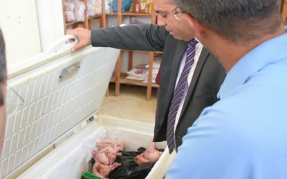 Aliments avariés à la cantine du lycée pilote de Gafsa