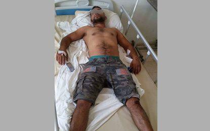 Gafsa : Un jeune homme tente de se suicider