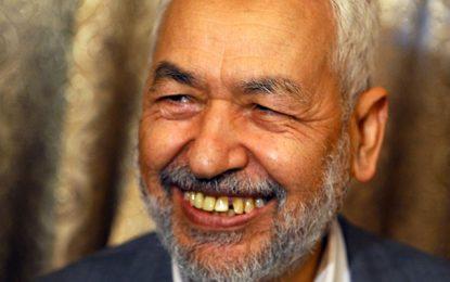 Sondage : Ghannouchi en baisse de popularité